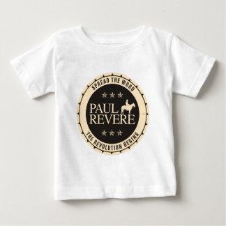 Paul Revere Baby T-Shirt