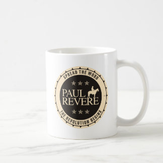 Paul Revere Coffee Mug