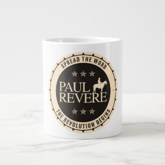 Paul Revere Giant Coffee Mug