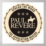 Paul Revere Impresiones