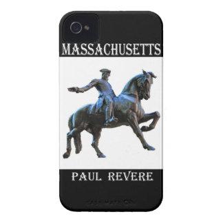 Paul Revere (Massachusetts) Case-Mate iPhone 4 Cases