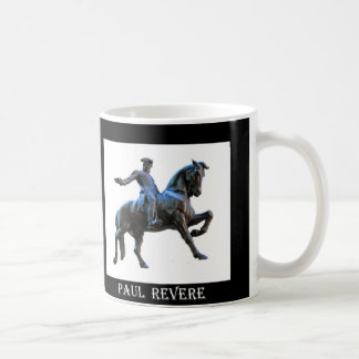 Paul Revere (Massachusetts) Coffee Mug