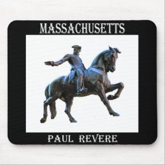 Paul Revere (Massachusetts) Mouse Pad