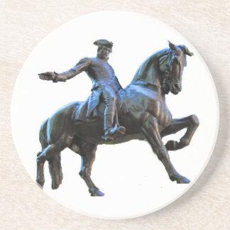 Paul Revere (Massachusetts) Posavasos Diseño