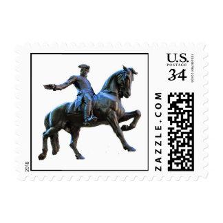 Paul Revere (Massachusetts) Postage Stamp