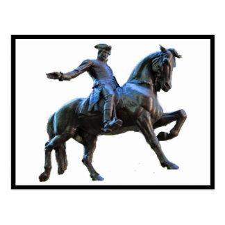 Paul Revere (Massachusetts) Postcard