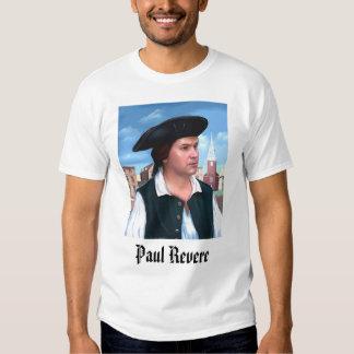 Paul Revere, Paul Revere Shirt
