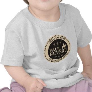 Paul Revere Camiseta