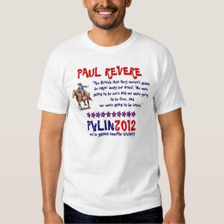 Paul Revere Tee Shirt