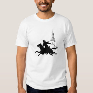 Paul Revere's Ride T Shirts