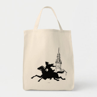Paul Revere's Ride Tote Bag
