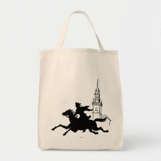 Paul Revere's Ride Tote Bag