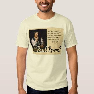 Paul Reverse Vol. 2? Tee Shirt