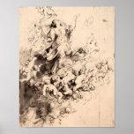 Paul Rubens - suposición de Maria Impresiones