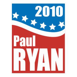 Paul Ryan 2010 Post Cards