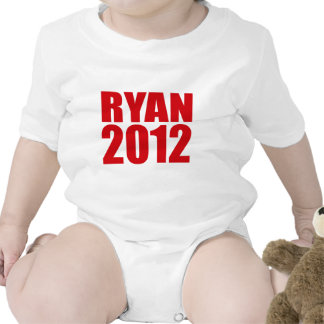 PAUL RYAN 2012 (intrépido) Traje De Bebé