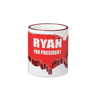 Paul Ryan 2012 Taza A Dos Colores