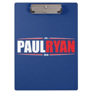 Paul Ryan 2016 (estrellas y rayas - azul)