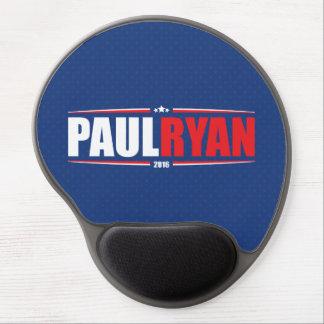 Paul Ryan 2016 (estrellas y rayas - azul) Alfombrilla Con Gel