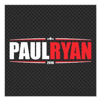 Paul Ryan 2016 (estrellas y rayas - negro) Fotografia