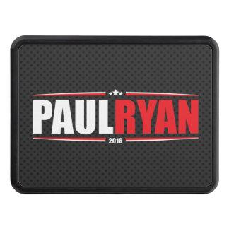 Paul Ryan 2016 (estrellas y rayas - negro) Tapas De Remolque