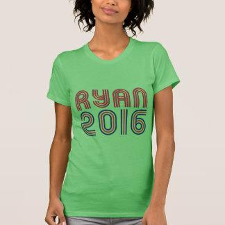 PAUL RYAN 2016 LINE RETRO -.png Tshirts
