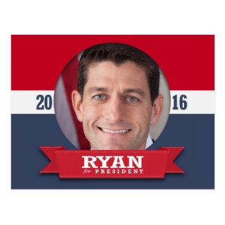 PAUL RYAN 2016 POSTCARDS