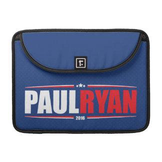 Paul Ryan 2016 (Stars & Stripes - Blue) Sleeve For MacBook Pro