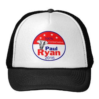 Paul Ryan 2016 Trucker Hat