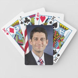 Paul Ryan Baraja De Cartas