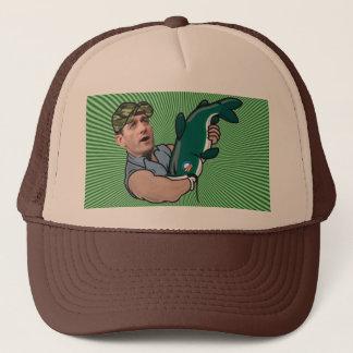 Paul Ryan catching fish Trucker Hat
