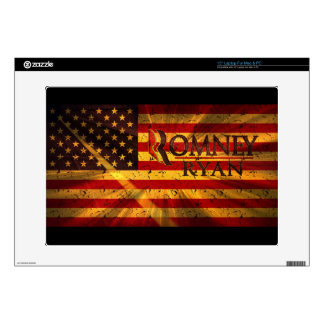 "Paul Ryan Decals For 15"" Laptops"