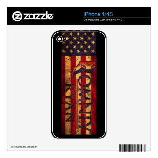 Paul Ryan Decals For The iPhone 4S