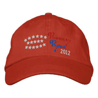 Paul Ryan Embroidered Baseball Cap
