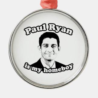 PAUL RYAN ES MI HOMEBOY ORNAMENTO PARA ARBOL DE NAVIDAD