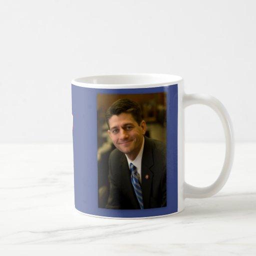 Paul Ryan es taza impresionante