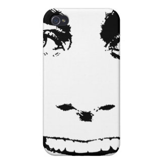 PAUL RYAN FACE png Cover For iPhone 4