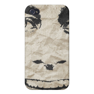 PAUL RYAN FACE png iPhone 4/4S Cover