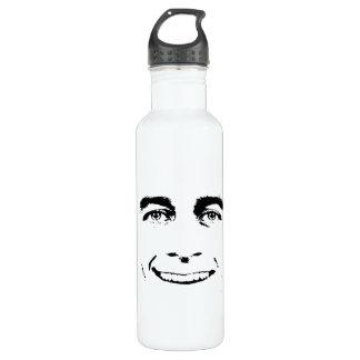 PAUL RYAN FACE.png 24oz Water Bottle