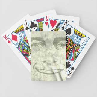 PAUL RYAN FACE.png Bicycle Playing Cards