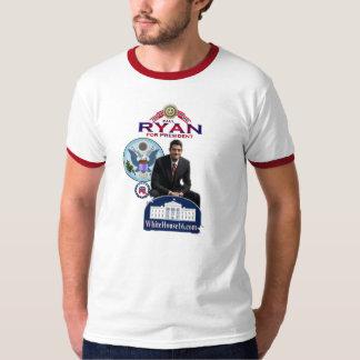 Paul Ryan for President Ringer T-Shirt