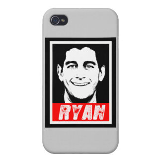 PAUL RYAN INK BLOCK - png Cases For iPhone 4