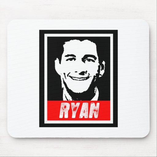PAUL RYAN INK BLOCK.png Mouse Pad