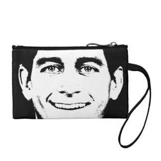 PAUL RYAN INK PATTERN COIN PURSES