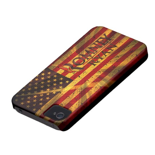 Paul Ryan iPhone 4 Cover