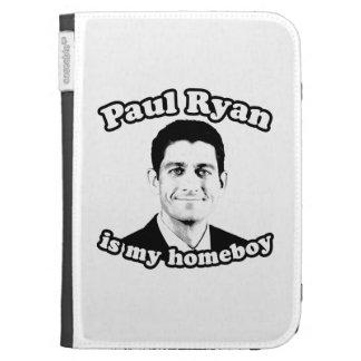 PAUL RYAN IS MY HOMEBOY KINDLE CASE
