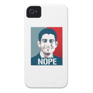 PAUL RYAN NOPE.png iPhone 4 Cárcasa