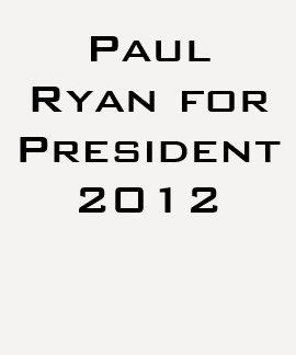 Paul Ryan para el presidente 2012 Camisetas