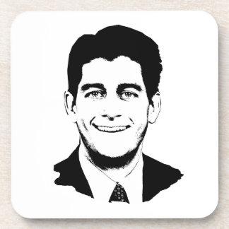Paul Ryan png Beverage Coasters