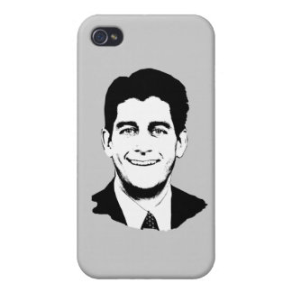 Paul Ryan png Cases For iPhone 4